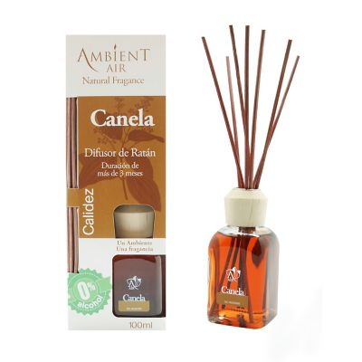 Difusor Ambientair aroma Canela 100 ml