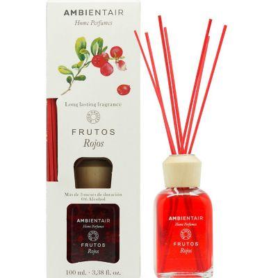 Difusor Ambientair aroma frutos rojos 100 ml
