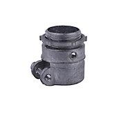 Conector recto para tubo metálico flexible 3/4¿