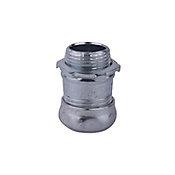 Conectores de compresión de acero para tubo EMT 3/4¿