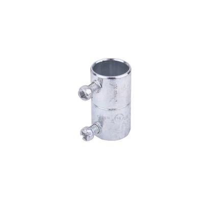 Cople de acero galvanizado para tubo EMT 1/2¿