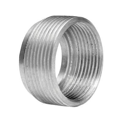 """Reducción de aluminio 2"""" a 1/2"""""""