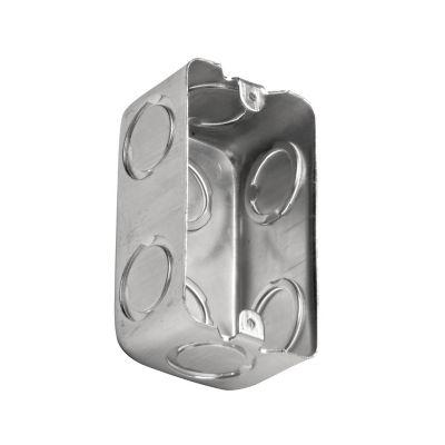 Cajas metálicas cuadradas tipo pesadas 2x4
