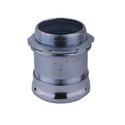 Conectores de compresión de acero para tubo EMT 1 1/2¿