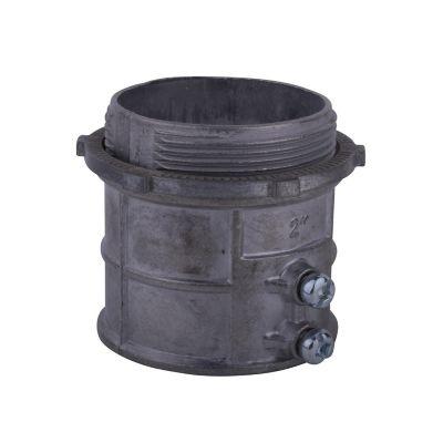 Conector de acero galvanizado para tubo EMT 1 1/4¿