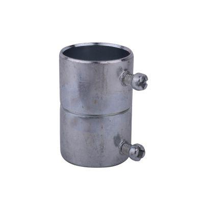 Conector de acero galvanizado para tubo EMT 1¿