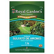 Fertilizante sulfato de amonio 1 kg
