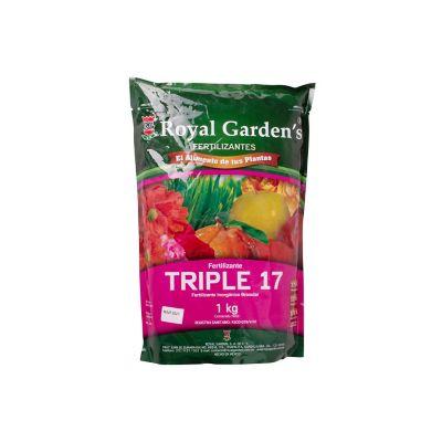 Fertilizante triple 17 1 kg