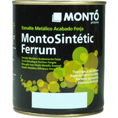Esmalte anioxidante ferrorite blanco 750 ml