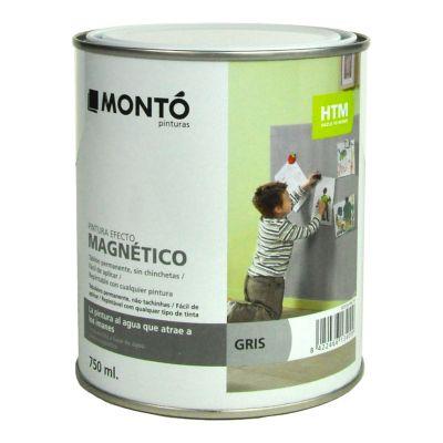 Pintura acrílica Htm 750 ml magnética