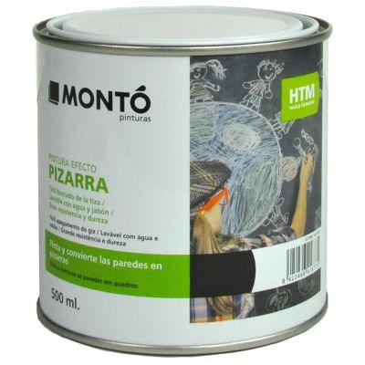 Pintura acrílica Htm 500 ml pizarra verde
