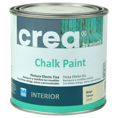 Pintura Chalk 500 ml beige tenue
