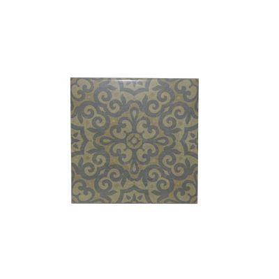 Cerámica Vintage Quarte Caro 20.3x20.3 cm Grupo Ceral 1 pza