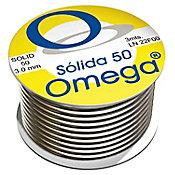 Soldadura omega sólida 50 de 3.0 mts
