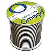 Soldadura omega sólida 1/2 1/2 de 450 grs