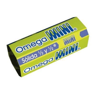 Soldadura omega sólida 1/2 1/2 de 85 grs