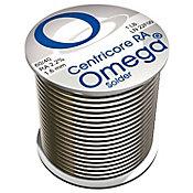 Soldadura omega 60/40 1.0mm de 454 grs