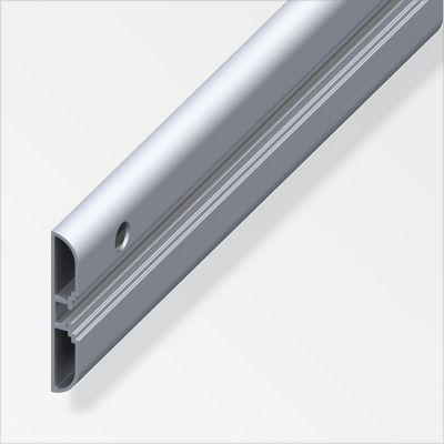 Riel portante depared 60 mm aluminio 1 m