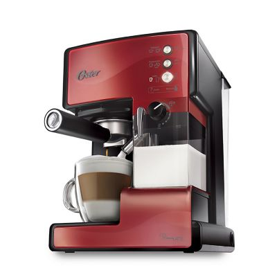 Cafetera Espresso para 1.5 Lts roja