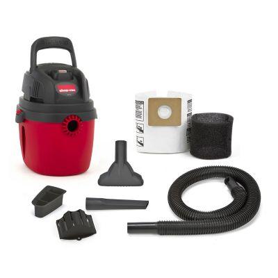 Aspiradora para Liquidos y Polvo con 2.0 HP