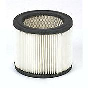 Filtro cartucho chico Shop-Vac  para aspiradoras de 2.5, 4 y 5 Galones