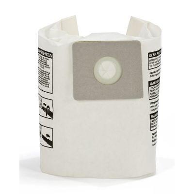 Bolsa para aspiradora de 1.5 galones Shop-Vac incluye 3 piezas