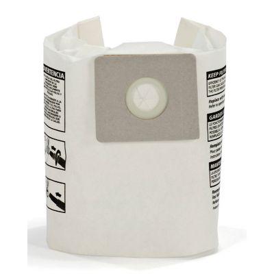 Bolsa para aspiradora de  4 galones Shop-Vac incluye 3 piezas