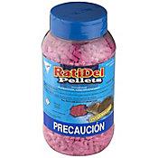 Raticida pellets a base de bromadiolona 500 g