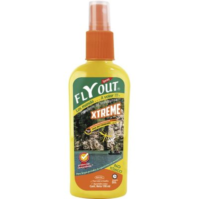 Repelente de insectos spray 190 ml