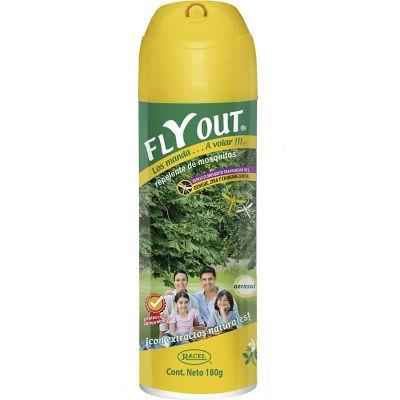 Repelente de insectos aerosol 180 g