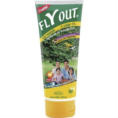 Repelente de insectos crema 180 ml