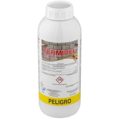 Termiticida control de termitas para pre/pos construcción 1 L