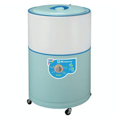 Lavadora Manual c/ Sistema de Polea y Timer 20 Kg
