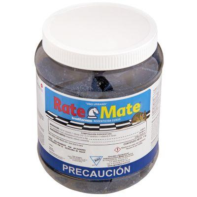 Raticida cubos a base de brodifacum 1 kg
