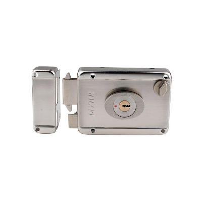 Cerradura sobreponer automático gancho llave as ns