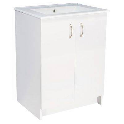 Mueble de baño Simply sin espejo blanco