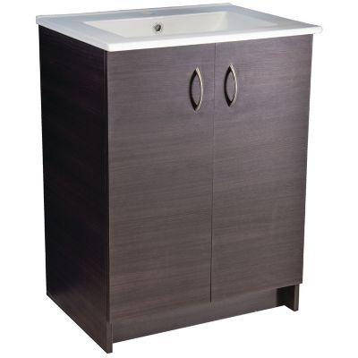 Mueble de baño sin espejo roble dakar