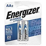 Batería ultra litio AA2