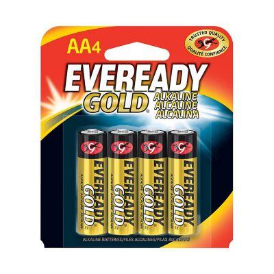 Bateria eveready gold AA4