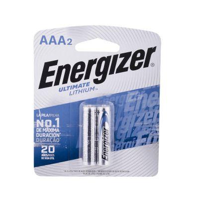 Bateria ultra litio AAA2