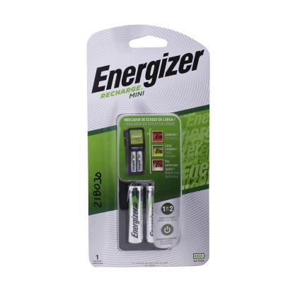 Cargador batería mini 2AA