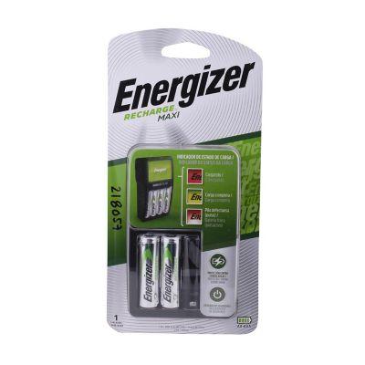 Cargador batería maxi 2AA