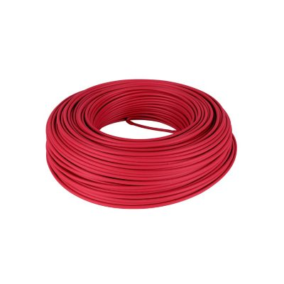 Cable RoHS THHW-LS 12 100 m rojo