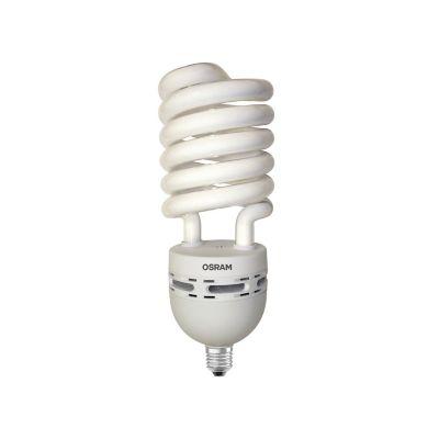 Foco CFL espiral 80W fría 4960lm 350W E27