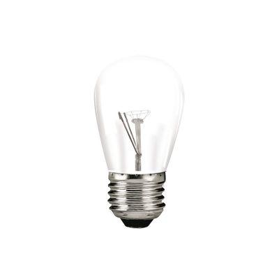Foco incandescente S14 10W E26