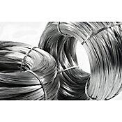 Rollo de alambre galvanizado cal 12.5 1 k