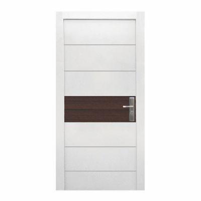 Puerta seguridad Lacato blanco PF3 izquierda 95 x 213 cm