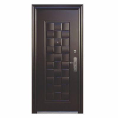 Puerta seguridad Luxury chocolate Ver izquierda 95 x 213 cm