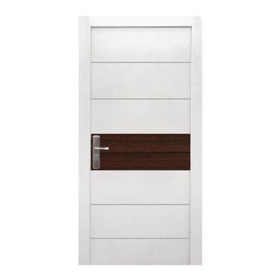 Puerta seguridad Lacato blanco PF3 derecha 95 x 213 cm