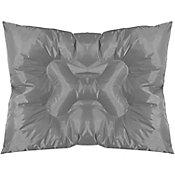 Cama rectangular diseño de hueso 46 x 60 cm gris turquesa